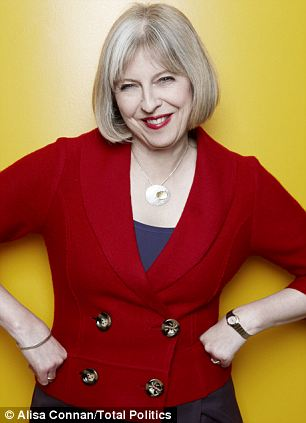 Should Cabinet exit controls be relaxed so that Theresa May can be kicked out? - Page 2 Article-2090376-11671AD8000005DC-650_306x423