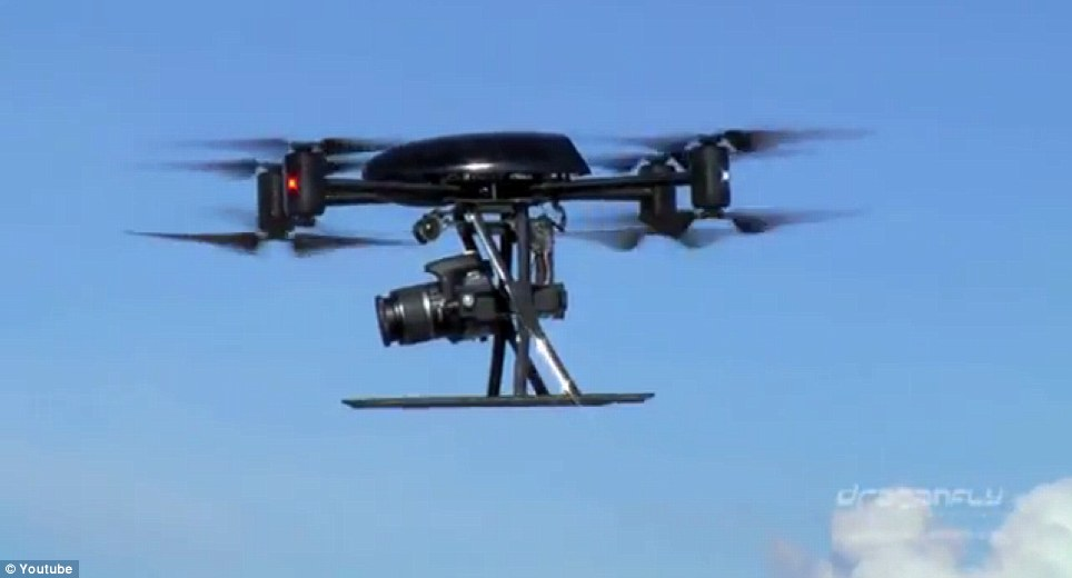 Is There A Drone In Your Neighborhood? FAA List Reveals 63 Launch Sites Across U.S.A Article-2134376-12BD79B7000005DC-236_964x520