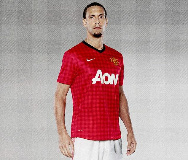 PREMIER LEAGUE NEW KIT SPECIAL: The strips your team will be wearing in 2012-13  Article-2128462-130AC6CF000005DC-464_634x542
