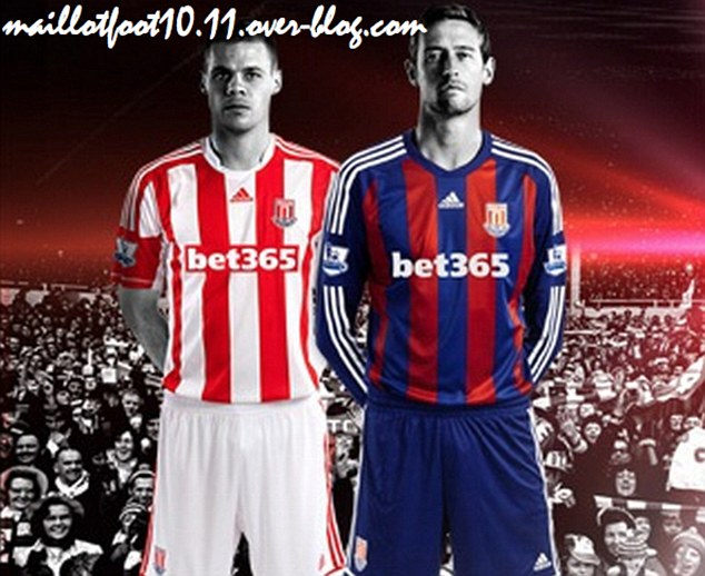 PREMIER LEAGUE NEW KIT SPECIAL: The strips your team will be wearing in 2012-13  Article-2128462-1318E2B0000005DC-993_634x518