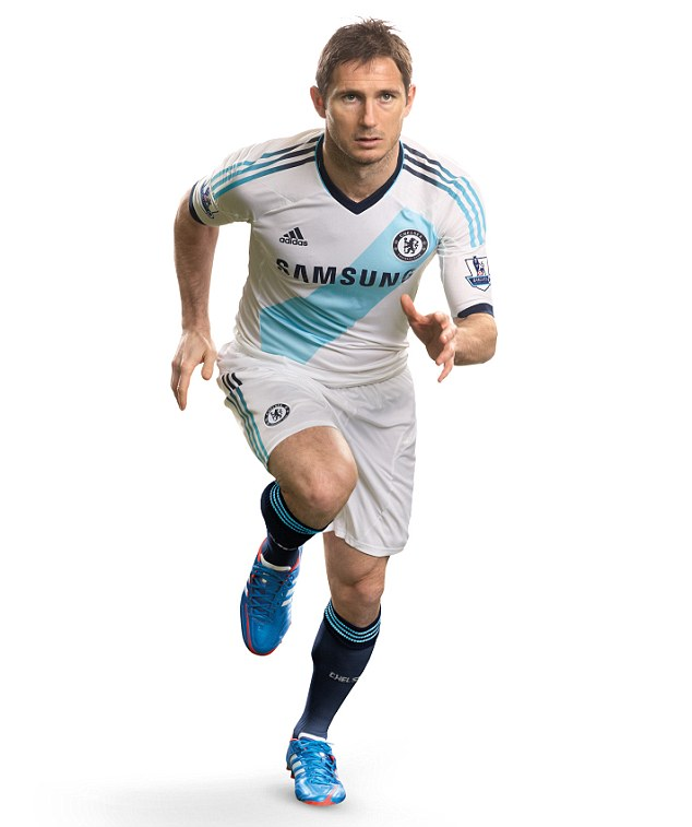 PREMIER LEAGUE NEW KIT SPECIAL: The strips your team will be wearing in 2012-13  Article-2128462-137EA716000005DC-994_634x757
