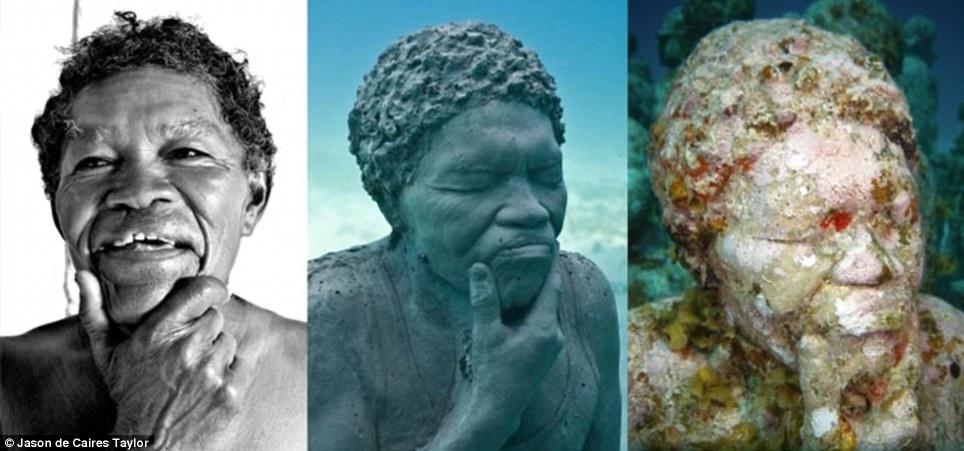 Podvodne skulpture Article-2220524-1595BBFA000005DC-840_964x451