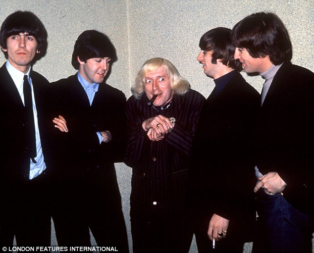 The Beatles visited paedophile parties with Savile  Article-2237393-162DC62D000005DC-414_634x511