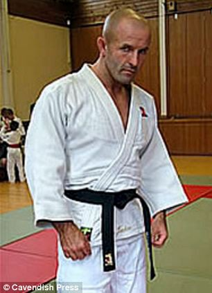 Blind Paralympic judo star stole £10,000 in disability benefits Article-2266497-17164A4F000005DC-797_306x423