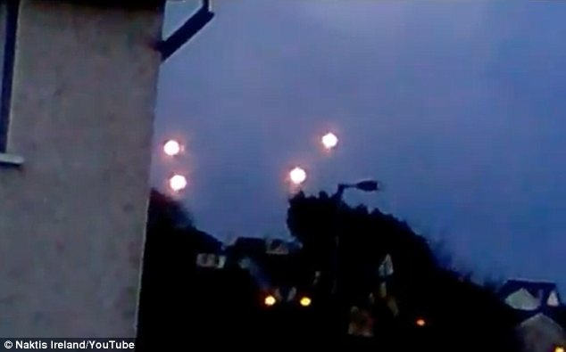 Have aliens landed in Ireland? 'UFO spotter' posts mysterious video of glowing fireballs floating  Article-0-196DD296000005DC-468_634x395