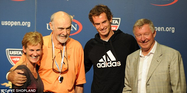 ¿Cuánto mide Andy Murray? - Altura - Real height Article-2342309-14ED13D0000005DC-598_634x318