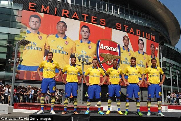 Hilo del Arsenal Article-2358833-1ABBD462000005DC-563_634x425