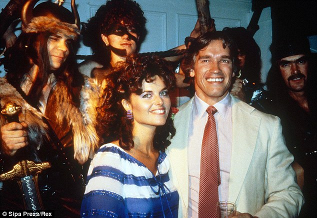 Studio 54, Conan the Barbarian Movie  Celebration Article-2537339-1A8CEC3000000578-245_634x436