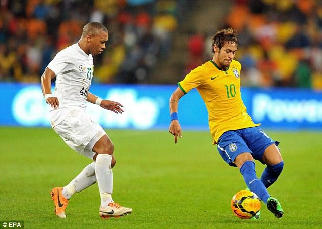 World Cup Brazil 2014. Article-2574058-1C0FC7DA00000578-622_634x452