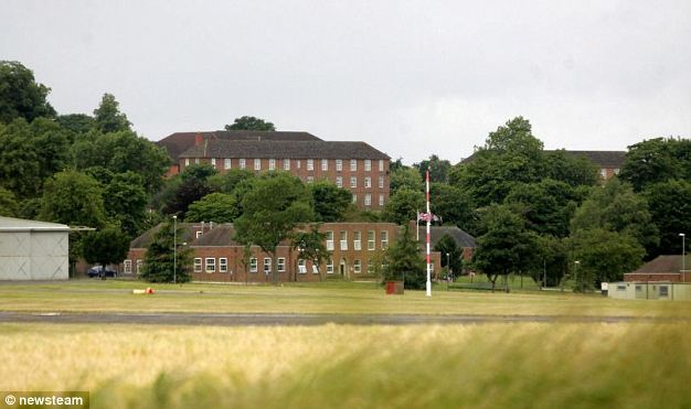 Former British Barracks 1394617963322_wps_FILE_PICTURE_Clive_Barrac