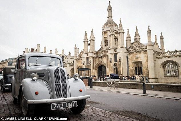 Grantchester ITV 2014, l'adaptation des romans de James Runcie Article-2599017-1CE7A3F300000578-113_634x426