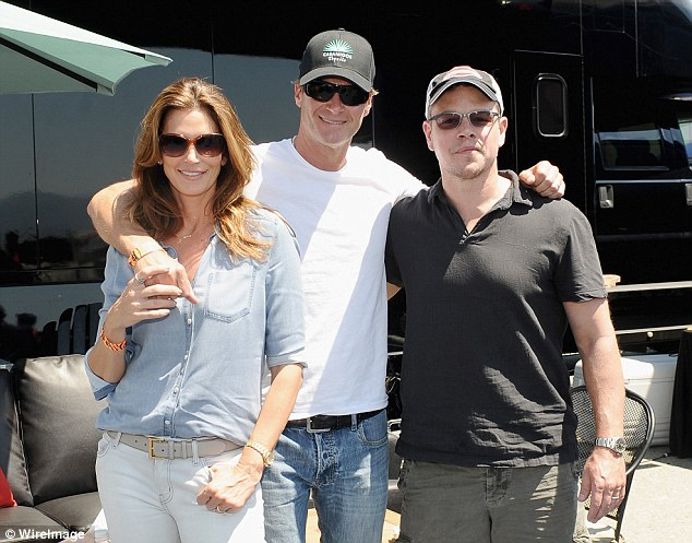 George Clooney and Rande Gerber's Casamigos tequila GENERAL THREAD - Page 7 Article-2620274-1D8F1C4900000578-712_634x497