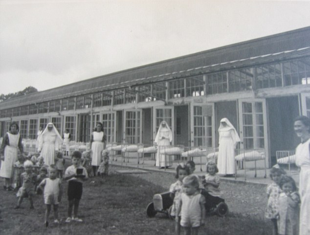 Thousands of children in Irish care homes at centre of 'baby graves scandal' were used in secret vaccine trials in the 1930s Article-2650475-1E682AE200000578-126_634x480