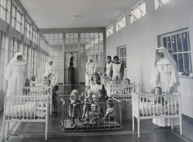 Thousands of children in Irish care homes at centre of 'baby graves scandal' were used in secret vaccine trials in the 1930s Article-2650475-1E682AE600000578-750_634x467