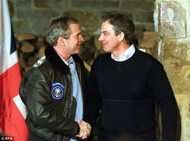'Iraq chaos is Tony Blair's legacy': Intervention by ex-PM in 2003 destabilised the country and left it open to extremism, says Home Office minister Article-0-03BBFAA5000005DC-926_634x469