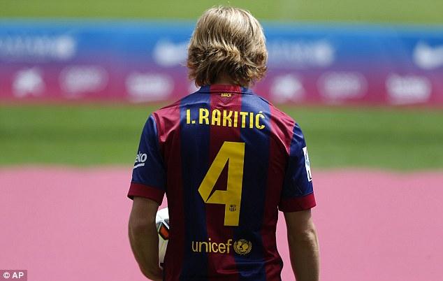 Ivan Rakitić: Croatian Maestro Article-2676383-1F4CF6D100000578-775_634x402