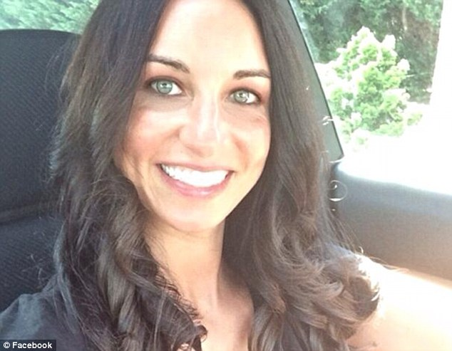 Murdered 'teacher of the year' Maggie Daniels,31, was strangled announce police as her alleged killer smiles AGAIN on his second appearance at court. Suspect Sharman Odom, 34, appeared in court in Newton, North Carolina, for his arraignment. Article-2714542-20375BBC00000578-933_634x493