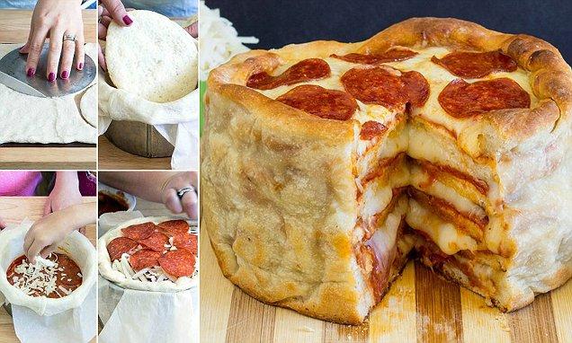 Bolo de pizza, você já ouviu falar? 1412262304385_wps_20_pizza_cake_dw_jpg