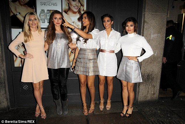 Galeria: Todas las fotos de The Saturdays [II] - Página 2 1415741148763_Image_galleryImage_Mandatory_Credit_Photo_by