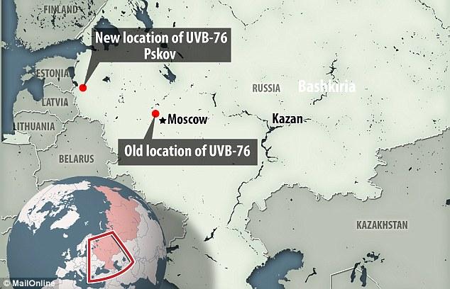 Can YOU solve the mystery of UVB-76? Radio station has 'buzzed' every second since the 1970s - but no one knows why 2458623800000578-2877988-image-a-37_1420034249909