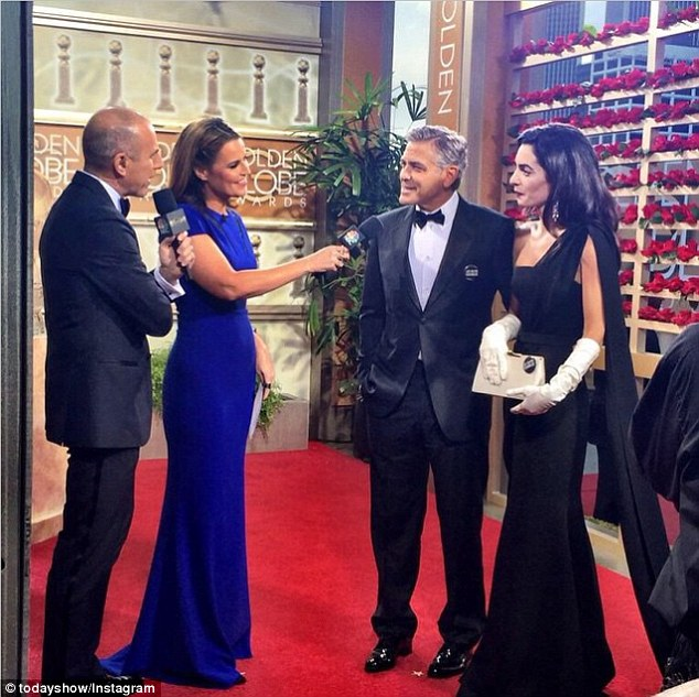 George Clooney at the Golden Globes January 2015 - Page 2 249B588200000578-2905892-image-a-48_1421022659393