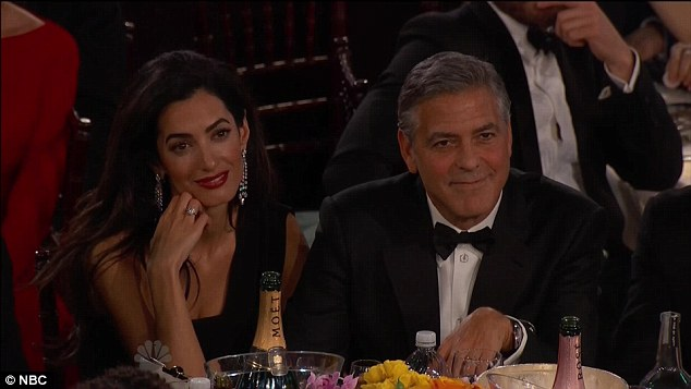 George Clooney at the Golden Globes January 2015 - Page 3 249D3DB800000578-2906190-image-a-9_1421039431286