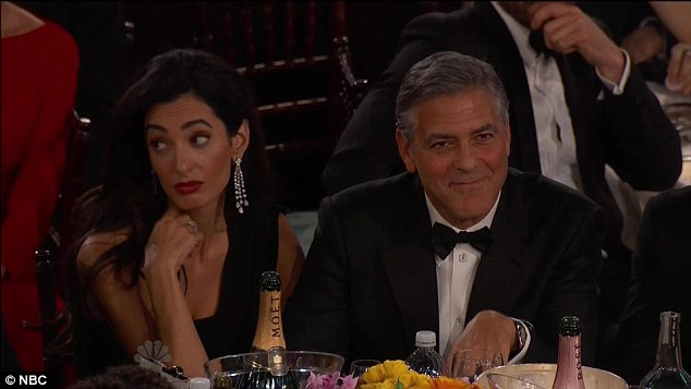 George Clooney at the Golden Globes January 2015 - Page 3 249D3DD500000578-2906190-image-a-7_1421039400134