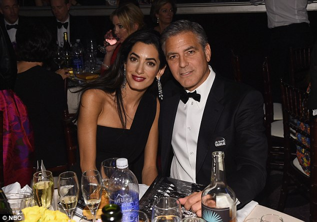 George Clooney at the Golden Globes January 2015 - Page 3 249D90EF00000578-2906190-image-a-13_1421039608367