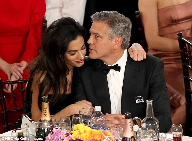 George Clooney at the Golden Globes January 2015 - Page 3 249D912F00000578-2906190-image-a-12_1421039598811