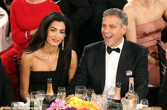 George Clooney at the Golden Globes January 2015 - Page 3 249F12E500000578-2906190-image-a-105_1421055059199