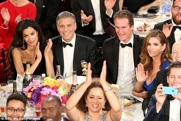 George Clooney at the Golden Globes January 2015 - Page 3 249F135D00000578-2906190-image-a-106_1421055134794