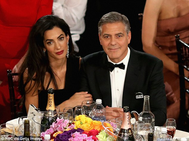George Clooney at the Golden Globes January 2015 - Page 3 249F14CA00000578-2906190-image-a-104_1421054987648