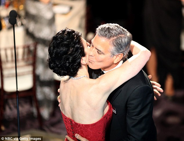 George Clooney at the Golden Globes January 2015 - Page 3 249F17A800000578-2906190-image-m-103_1421054897138