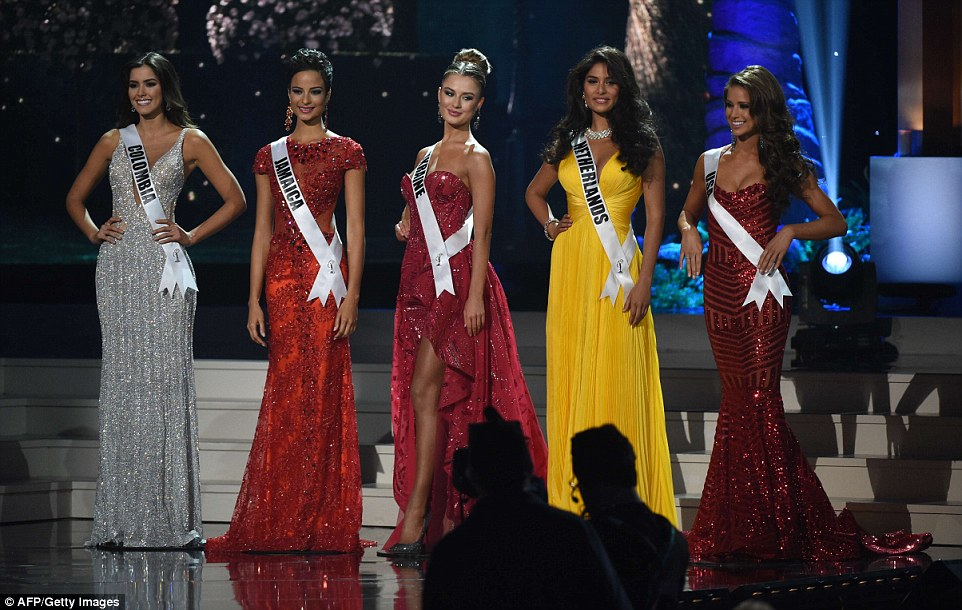 ♔ MISS UNIVERSE® 2014 - Official Thread- Paulina Vega - Colombia ♔ - Page 2 250F3E9800000578-2926211-image-a-82_1422247046310