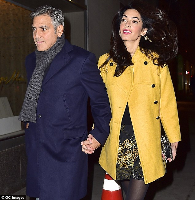 George Clooney and Amal out for dinner on the Upper East Side at Kappo Masa 266DB42700000578-2984720-Date_night_George_and_Amal_Clooney_walked_hand_in_hand_while_arr-a-32_1425785239791