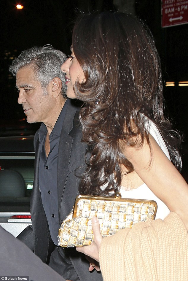 George Clooney & Amal seen in New York City on March 27 2710DB9000000578-3015690-image-a-6_1427525150983