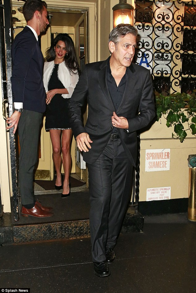 George Clooney and Amal having dinner in NY on 3 April 2015 2746271600000578-3025329-image-a-47_1428127584804