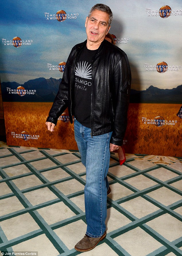 This morning's Tomorrowland Press Call in London May 18, 2015 28D2E30000000578-3086505-image-m-84_1431962028157
