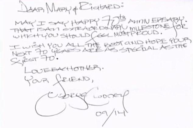 George Clooney wishes happy 70th anniversary 292EBDD800000578-3102683-image-m-48_1432913493353