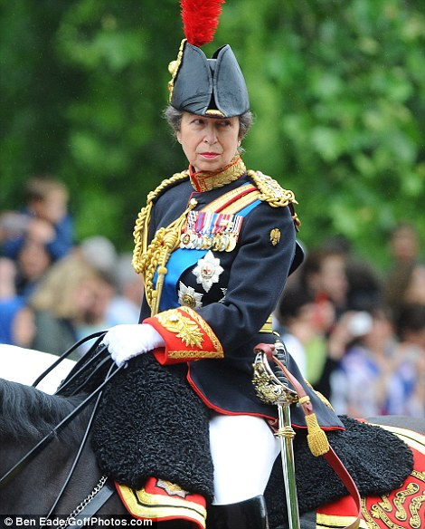 Trooping the Colour 2015. 29960ABD00000578-3122591-image-a-83_1434190672306