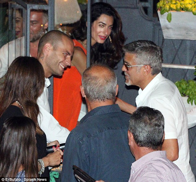 George Clooney takes wife Amal for a night on the town 6th July 2015 2A42AF1800000578-0-image-m-22_1436144865427