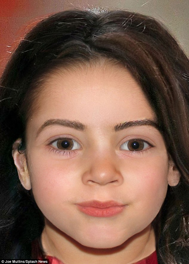 What Clooney offspring might look like.......... 2AB0836300000578-0-image-a-17_1437390691741