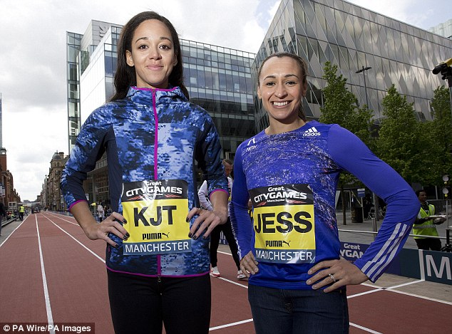 ¿Cuánto mide Jessica Ennis? - Real height 2B8725AC00000578-0-image-a-2_1440104587718