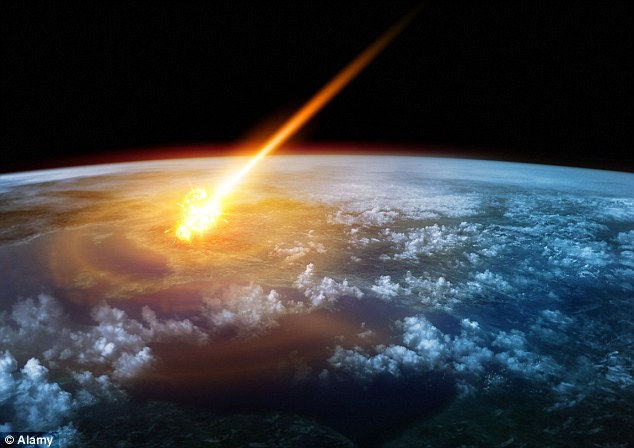 Is a comet about to destroy Earth? 26FB686300000578-0-image-a-1_1441925798354