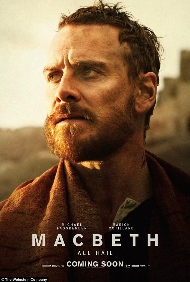Macbeth, une nouvelle adaptation de l'oeuvre de Shakespeare avec Michael Fassbender et Marion Cotillard - Page 4 2CEAD8AC00000578-3254323-image-a-8_1443575259766