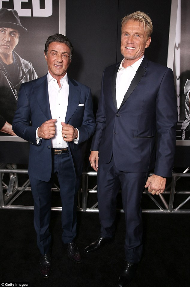 ¿Cuánto mide Sylvester Stallone? - Altura - Real height