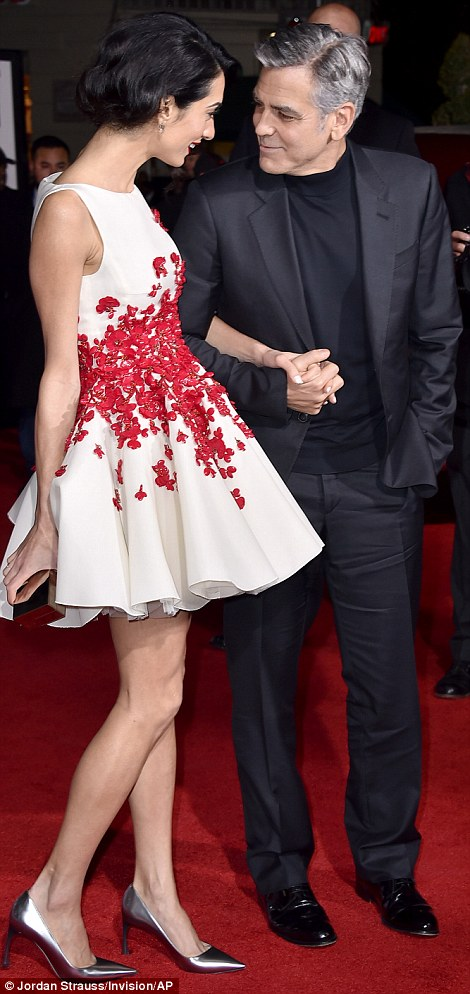 George Clooney and Amal Clooney at the Hail Caesar Premiere LA 30CBAACE00000578-3427580-They_have_been_married_for_almost_two_years_and_still_seem_very_-a-73_1454386441737