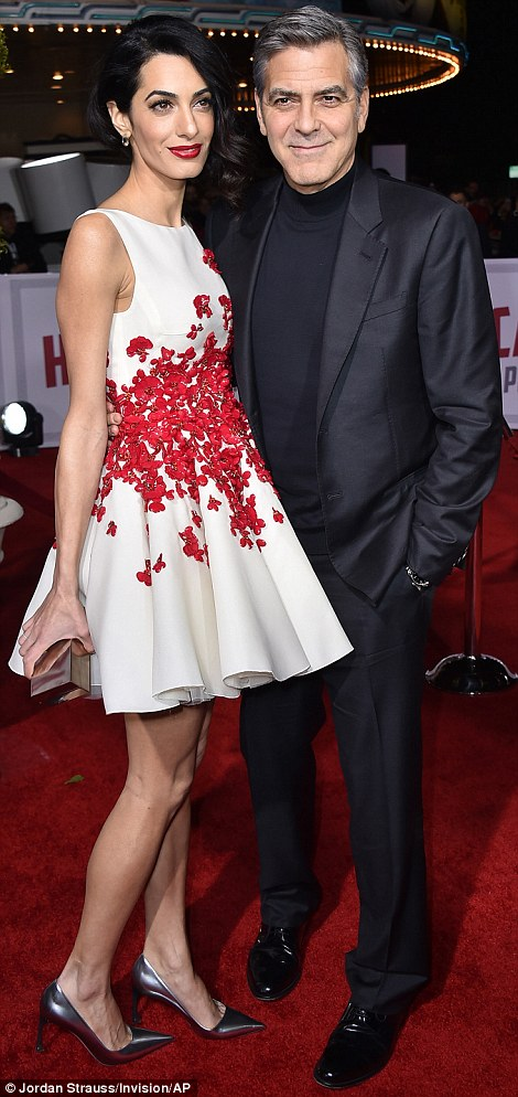 George Clooney and Amal Clooney at the Hail Caesar Premiere LA 30CBAAEA00000578-3427580-They_have_been_married_for_almost_two_years_and_still_seem_very_-m-72_1454386431135