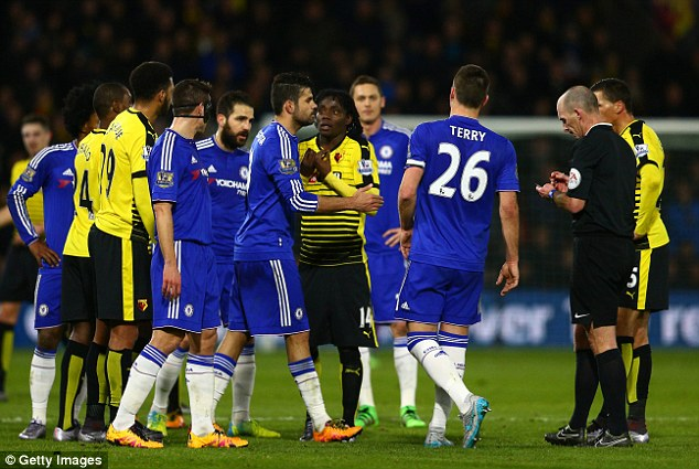 Chelsea vs Manchester United is still a 'big match,' says Guus Hiddink 30D9D45F00000578-0-image-a-10_1454762193511