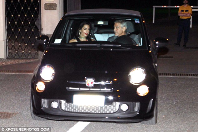 George and Amal at Villa d'Este 35F825BE00000578-3675403-image-a-6_1467731132396